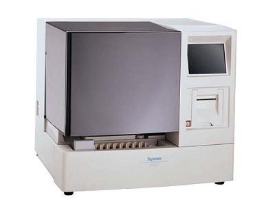 Equipamento de Coagulação, o Sysmex CA-500